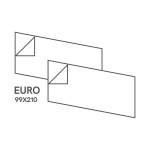 картинка еврофлаер наклейка