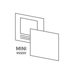 картинка мини флаер 99х99мм